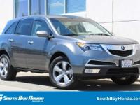 South Bay Honda is pleased to offer this 2012 Acura MDX