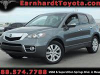 We are thrilled to offer you this 2012 Acura RDX Turbo