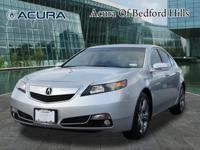 Traction Control comes geared up on this 2012 Acura TL