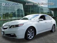 Drive to your next location in style: this 2012 Acura