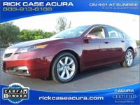 New Arrival! THIS TL IS CERTIFIED! CARFAX ONE OWNER!