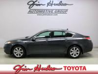 This 2012 Acura TL Auto is proudly offered by Jim