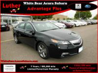 Acura Certified, CARFAX 1-Owner, Extra Clean. Tech Auto