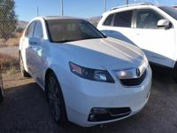 Options:  2012 Acura Tl Tl Sh-Awd With Technology