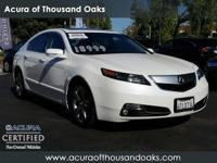 Options:  2012 Acura Tl Tech Auto|White/|V6 3.7L