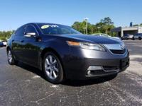 2012 Acura TL 3.5 w/Technology Package FWD 6-Speed