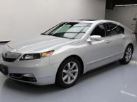 This awesome 2012 Acura TL comes loaded with the
