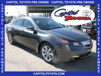**LOADED** Clean CARFAX. Graphite Luster Metallic 2012