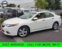 LOW MILES!.... ONE-OWNER!.... ACURA CERTIFIED USED