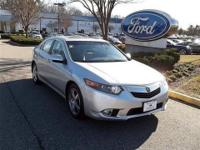 CLEAN CARFAX--- 1 OWNER VEHICLE,TSX TRIM LEVEL,2.4L 4