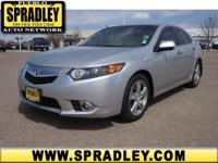 2012 Acura TSX 4dr Car TSX Our Location is: Spradley