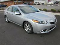 Description Make: Acura Model: TSX Year: 2012 VIN