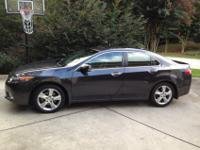2012 Acura TSX - Tech Package. Graphite Luster Metallic