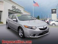 In this 2012 Acura TSX , enjoy every drive with prime