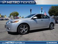 Check out this gently-used 2012 Acura TSX we recently
