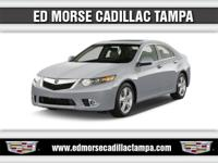 This outstanding example of a 2012 Acura TSX is offered