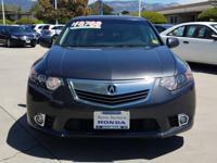 Options:  2012 Acura Tsx 4Dr Sdn I4 Auto|Automatic|2.4L