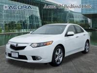 Traction Control comes equipped on this 2012 Acura TSX.