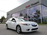 Bellanova White Pearl 2012 Acura TSX 2.4 FWD 5-Speed