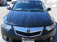 2012 Acura TSX Automatic 5-Speed   A real head