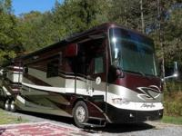 2012 Tiffin Motorhomes Allegro Bus 43QGP, Smoke & Pet