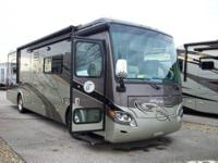 This 2012 Allegro Breeze 32BR Features; Powerglide