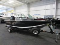 VERY CLEAN 2012 ALUMACRAFT 165 WT COMPETITOR SPORT WITH