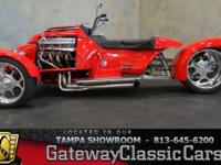 Stock #598-TPA 2012 America Super Cycle  $70,000