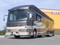 2012 AMERICAN HERITAGE 45BT LIKE NEW! IF YOU ARE