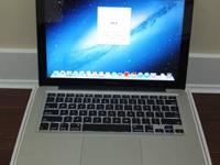 "Apple MacBook Pro 13"", 2012, 2.5Ghz Core i5, 4GB,"