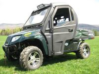 2012 Arctic Cat PR0WLER HDX 700NEVER run in mud, road,