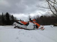 2012 1100 4 stroke sno pro limited edition fully
