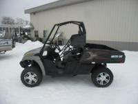 Up for auction is a 2012 Arctic Cat Prowler 700 HDX