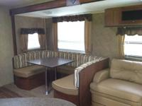 2012 Aspen Trail by Dutchman travel trailer. Used