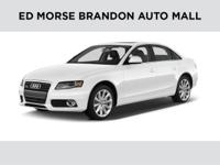 Check out this gently-used 2012 Audi A4 we recently got