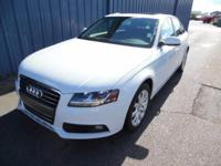 This 2012 Audi A4 2.0T Premium is proudly offered by