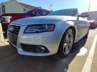 This 2012 Audi A4 2.0T Premium Plus is proudly offered