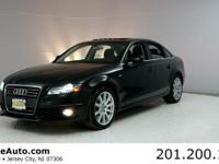 ***CARFAX CERTIFIED WITH SERVICE RECORDS***. A4 2.0T