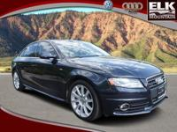 2012 Audi A4 4dr Car 2.0 T Prestige. Our Location is: