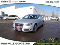 WAGON, 1 OWNER, LOW MILES, ALL WHEEL DRIVE, PANORAMIC