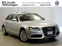 Carfax 1-Owner and NEW TIRES. Convenience Package (Audi