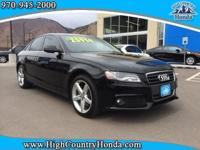 8-Speed Automatic with Tiptronic, quattro, Black