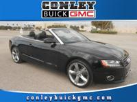 Conley Buick GMC is excited to offer this 2012 Audi A5.
