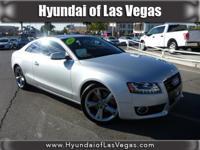 2D Coupe, quattro, Ice Silver Metallic, ABS brakes,