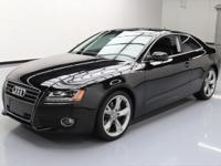 This awesome 2012 Audi A5 4x4 comes loaded with the