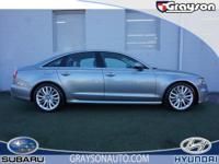 CARFAX 1-Owner. Heated Leather Seats, Moonroof, Premium