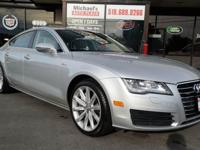2012 Audi A7 3.0 Supercharged Prestige! WE FINANCE -19k