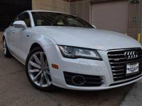 One look at this Audi A7 and you will just know, this