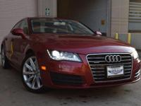 This Audi A7 is an excellent value for the money and is