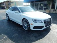 Options:  2012 Audi A7 3.0T Quattro Prestige|***No